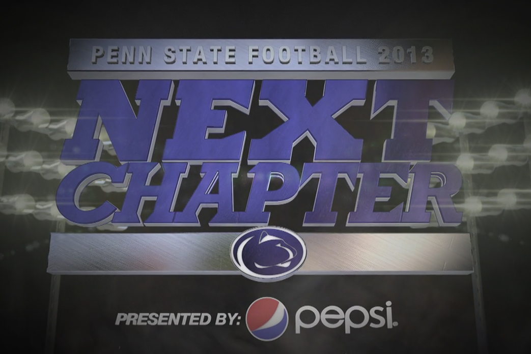 The Next Chapter – Logo Open