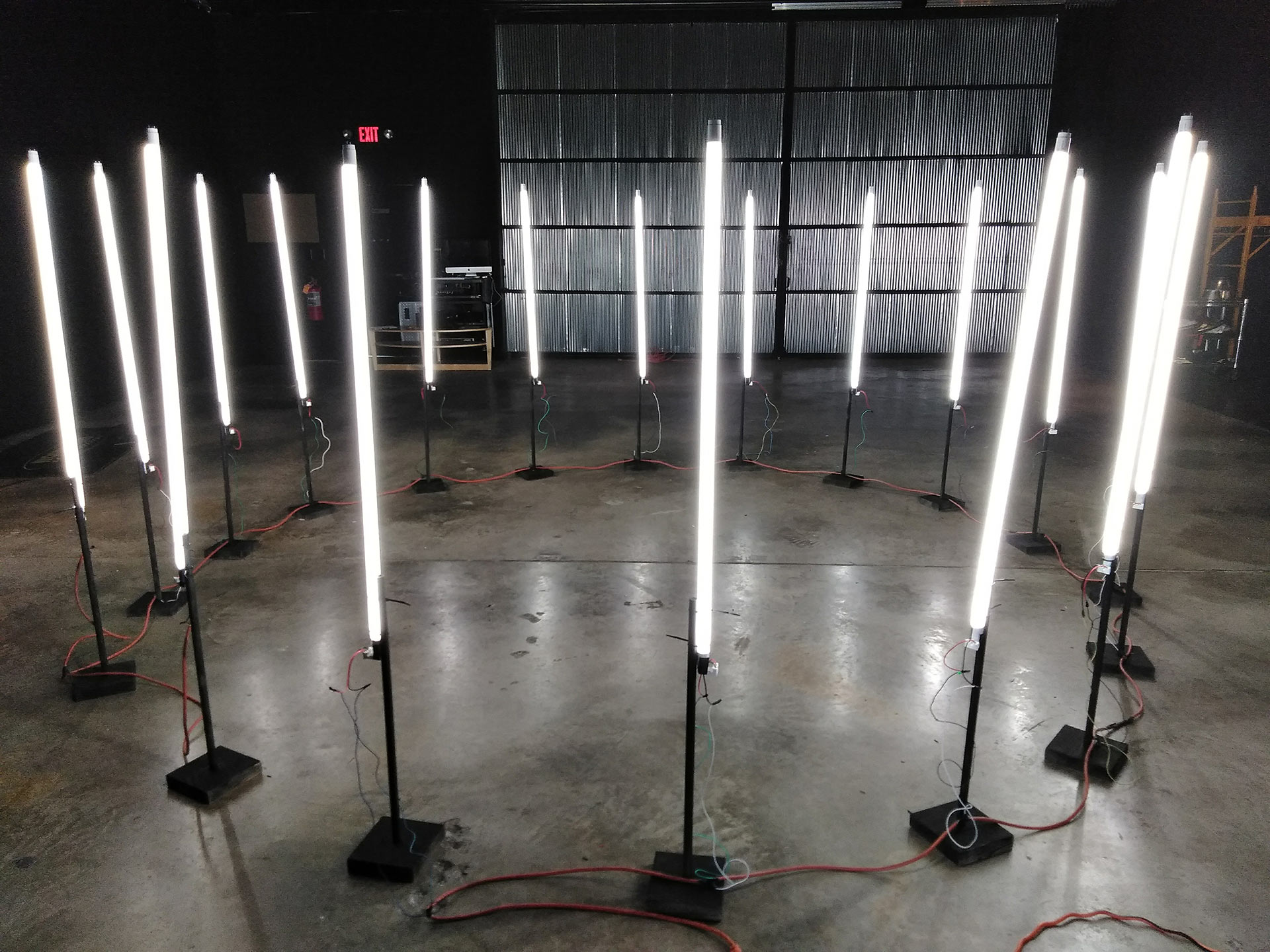 Lighting Rig Video Production Services In Pittsburgh